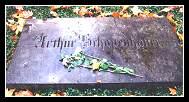 arthur schopenhauer grave