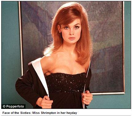Jean Shrimpton 1960's