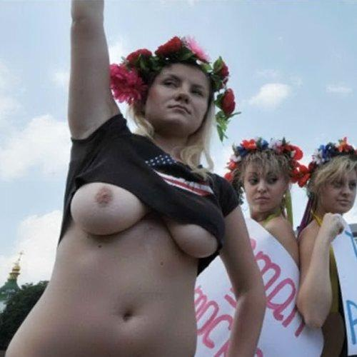 ukranian  naked feminists 1