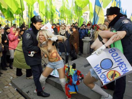 ukranian naked feminists 2