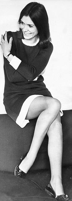 Joan Bakewell 1968