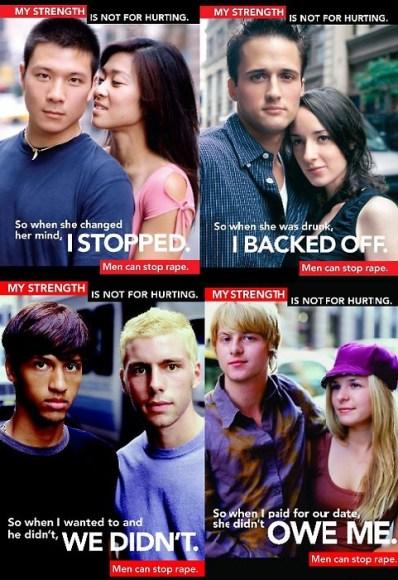 men can stop rape ad
