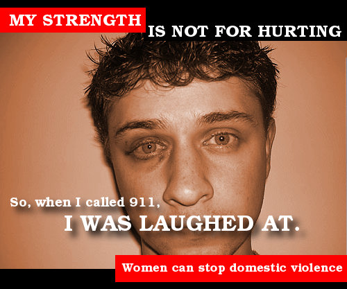 women can stop domestic violence