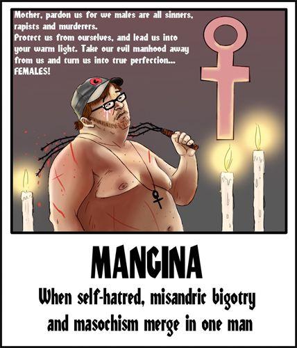 David Futrelle Mangina 2