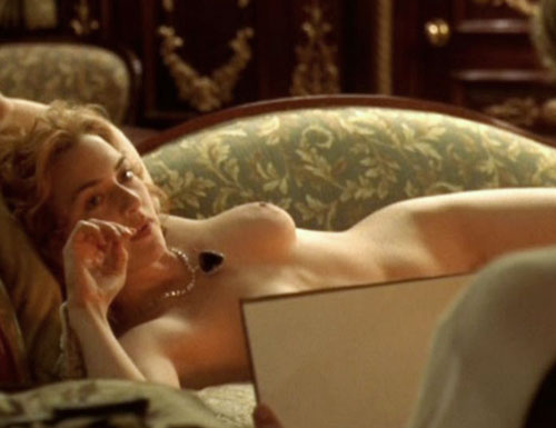 kate winslet at 21 nude
