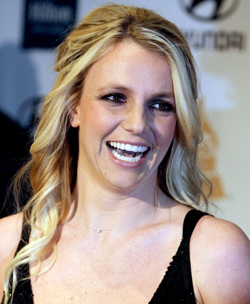 britney spears 30 years old