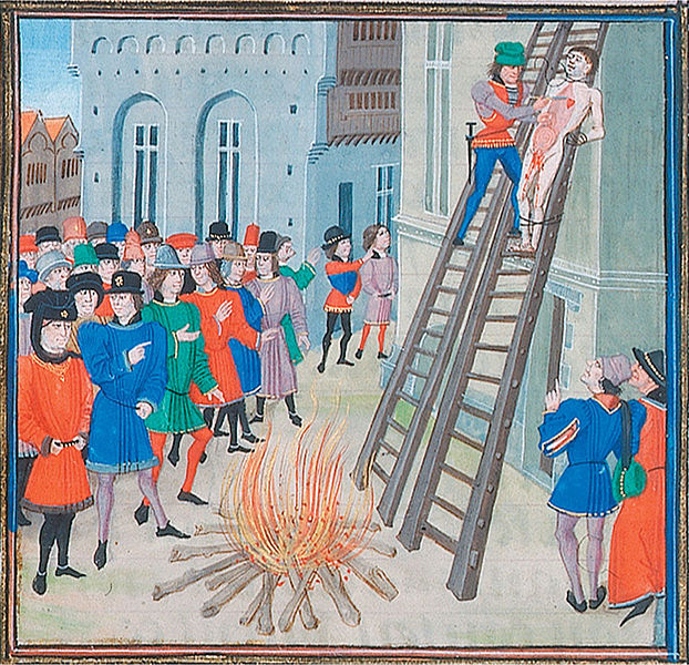 execution of hugh despenser the younger