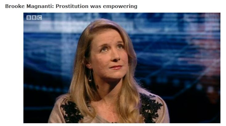prostitution empowering