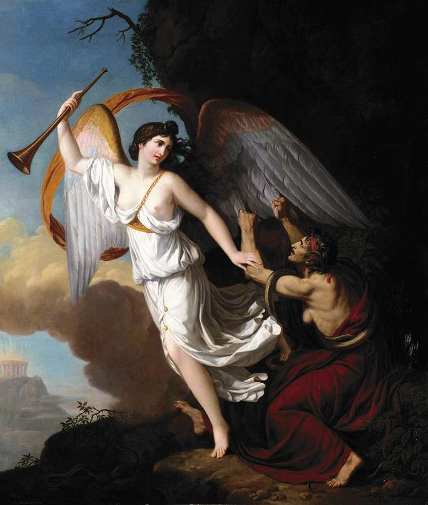 François-Guillaume_Ménageot_-_Envy_Plucking_the_Wings_of_Fame_-_WGA15026
