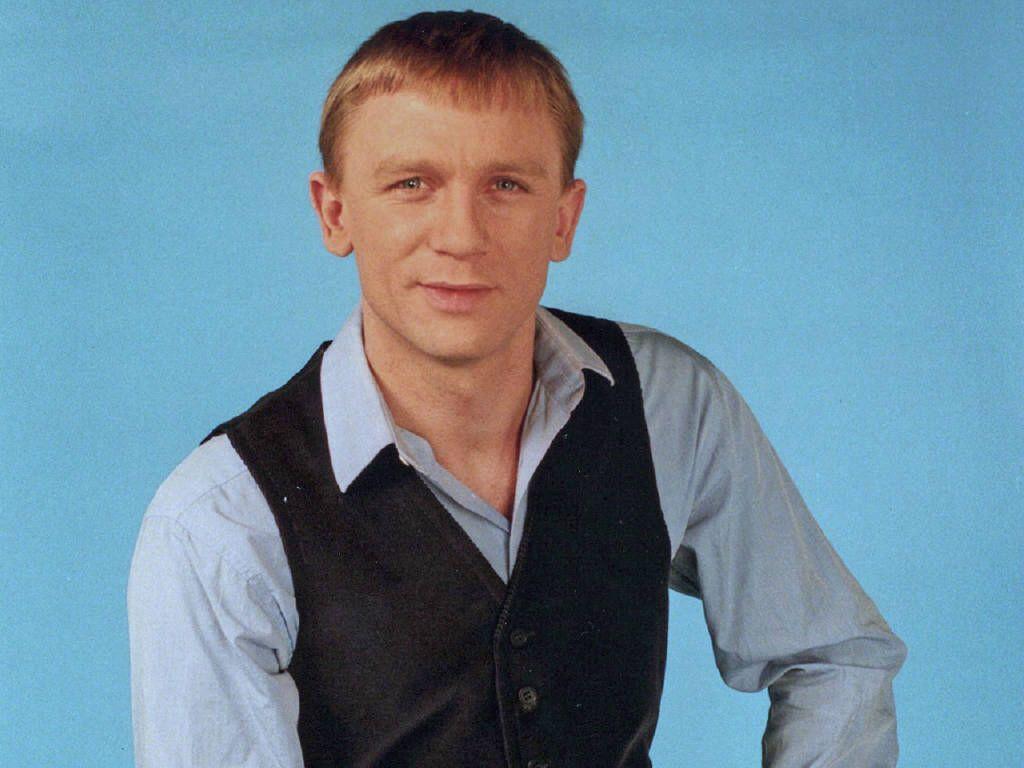 Daniel Craig aged 25 : Daniel Craig