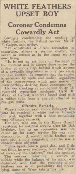 cyril-wray-evening-telegraph-1943-june-9