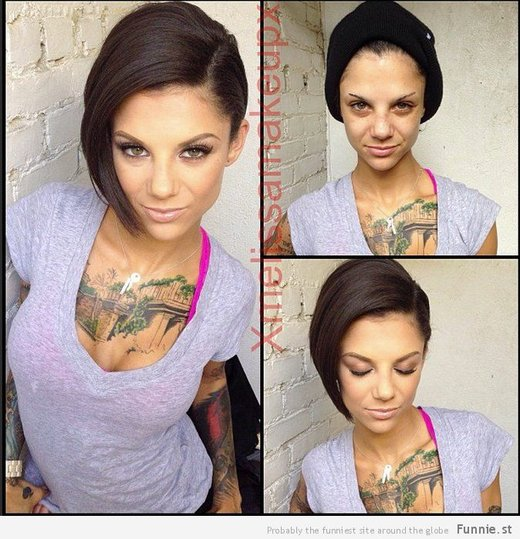 bonnie rotten without makeup