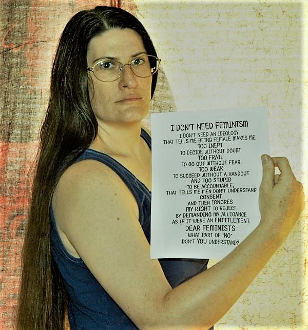 Hannah Wallen Feminist MRA